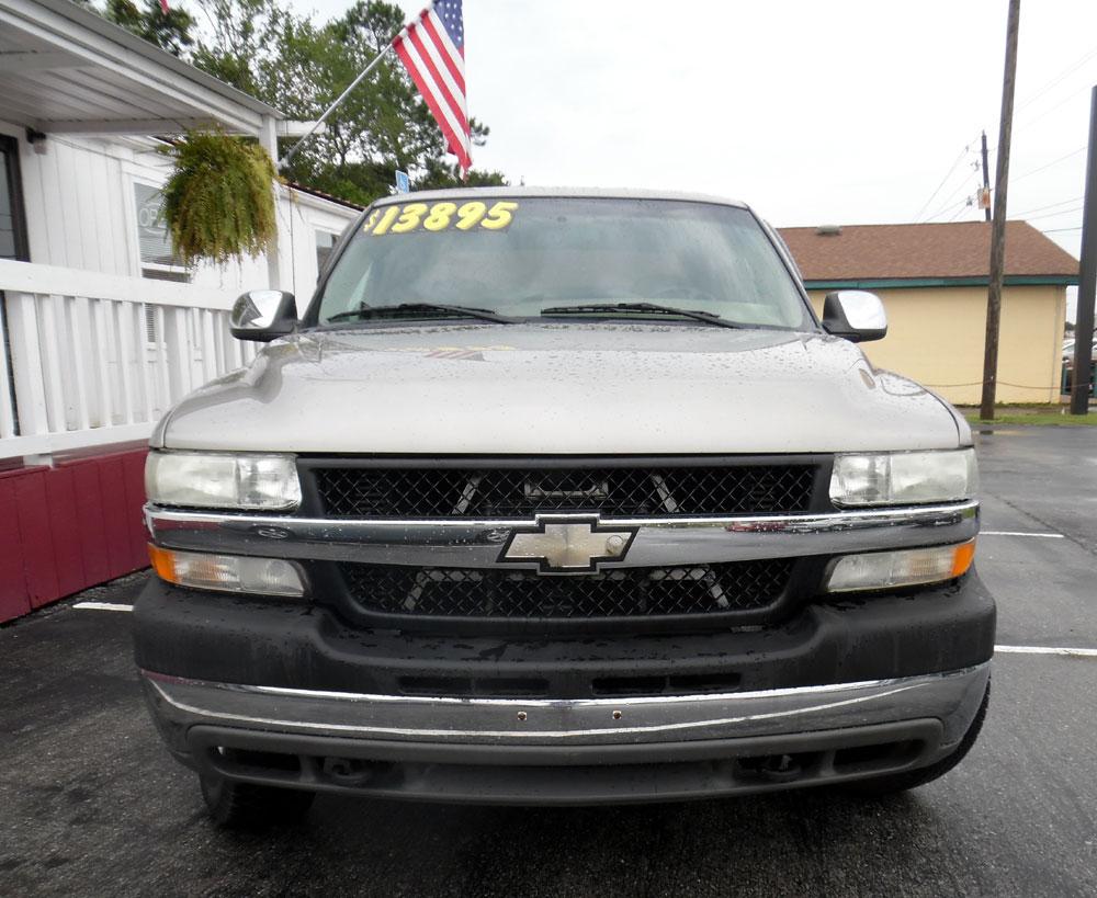 2002 Chevrolet Silverado 2500 4x4 Crew Cab LWB 6.0 Ltr ...