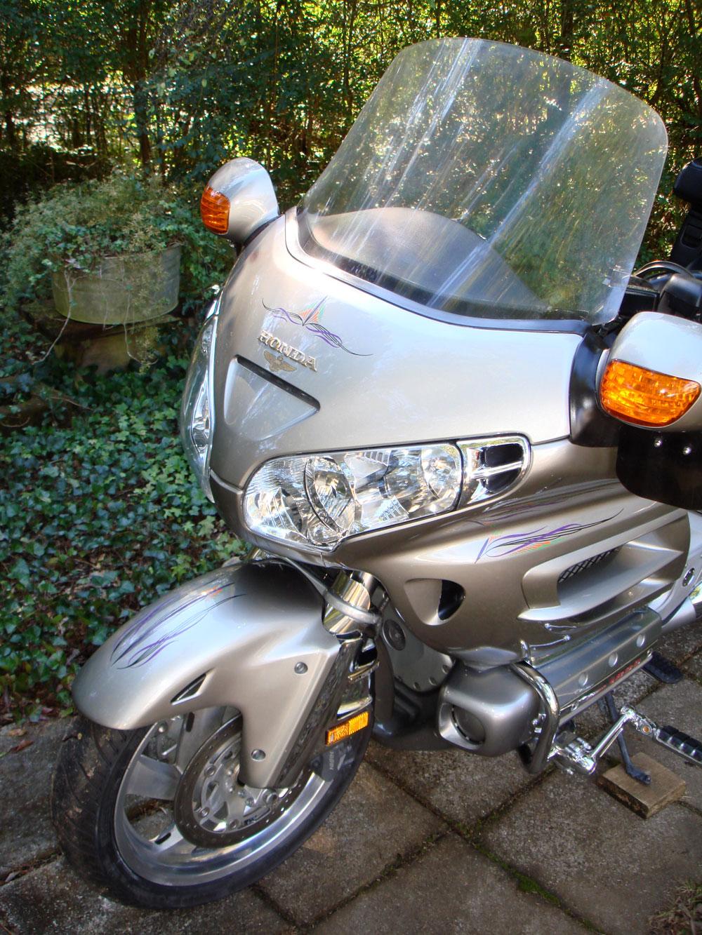 2002 honda goldwing gl1800 for Honda florida ave