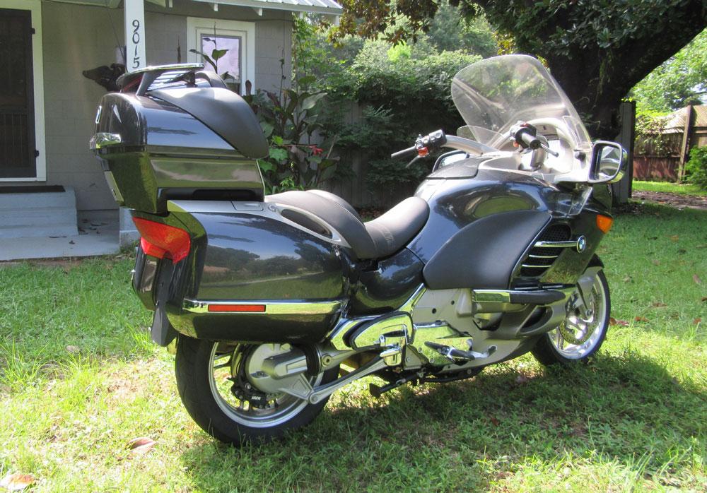 2005 bmw k 1200 lt touring motorcycle. Black Bedroom Furniture Sets. Home Design Ideas
