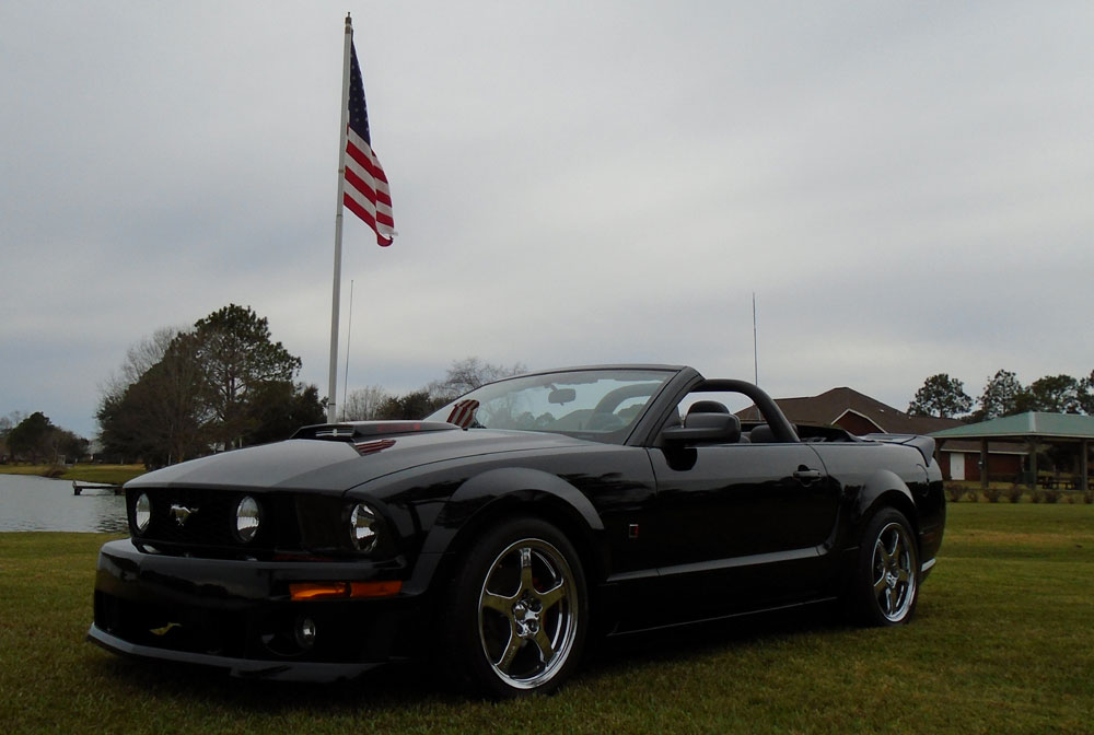 2006 Roush Stage 2 Mustang GT Convertible