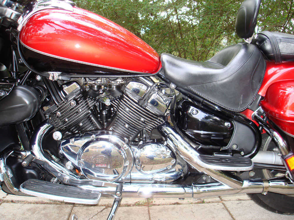 Yamaha Royal Star Tour Deluxe Owners Manual