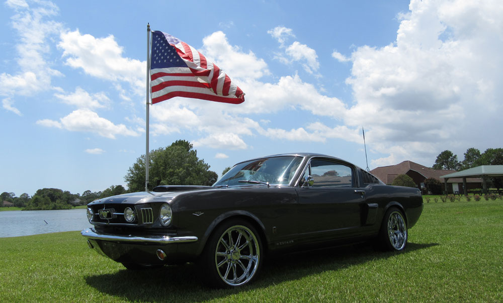 1965 Ford Mustang Fastback Eleanor
