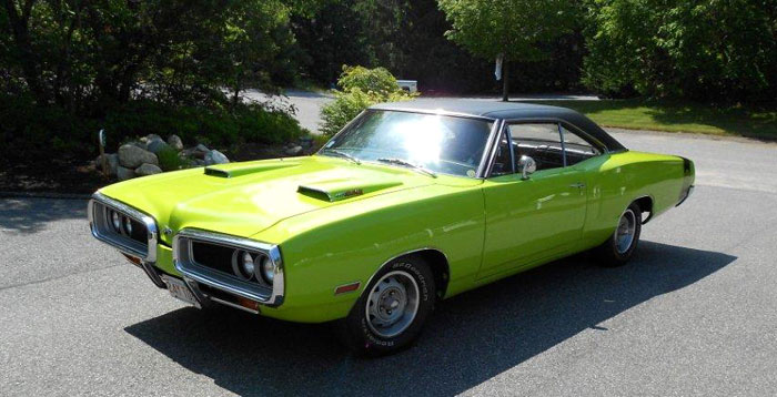 1970 Dodge Coronet Super Bee 440 6 Pack