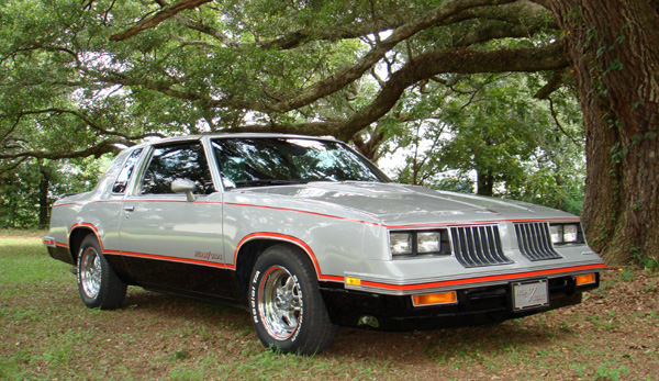 1984 Hurst Olds Cutlass