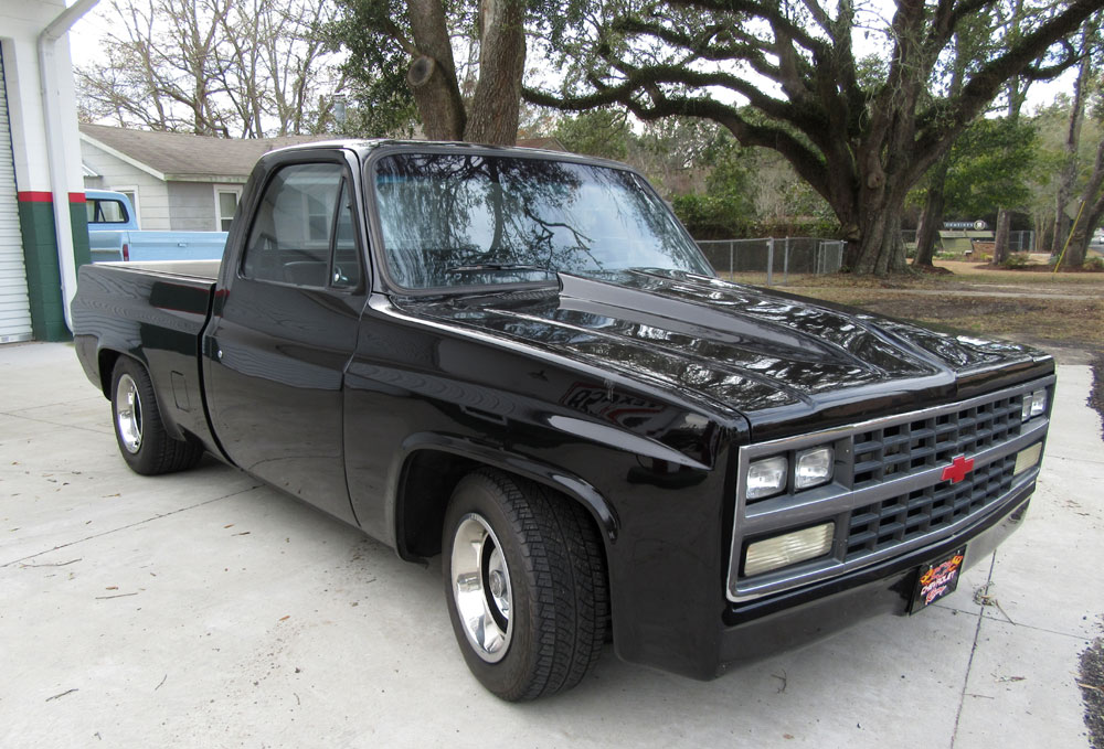 1987 Chevrolet Pick Up