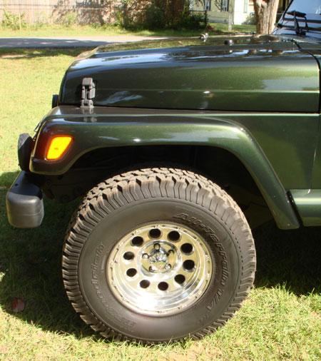 1997 Jeep Wrangler Sahara 6 Cyl 5 Speed Hard Top
