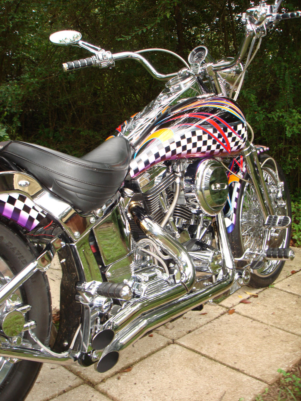 1999 Harley Davidson Springer Softail Custom