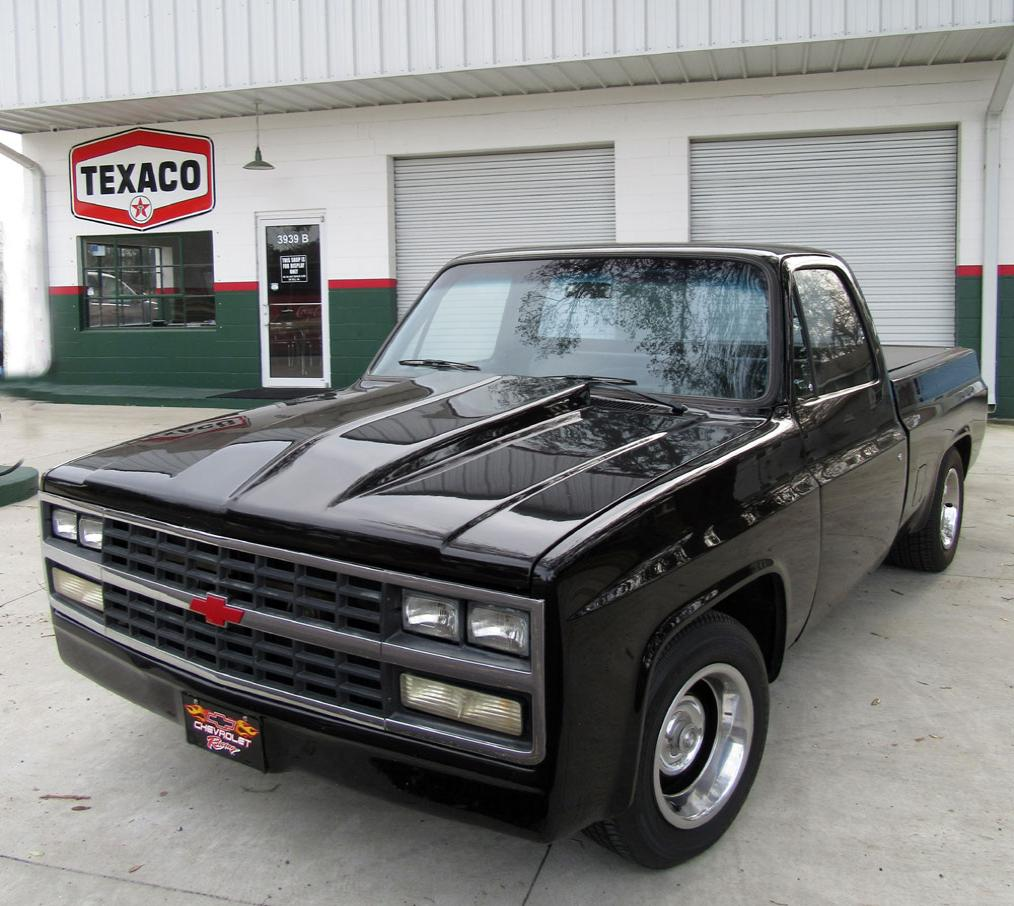 1987 Chevy Pick Up